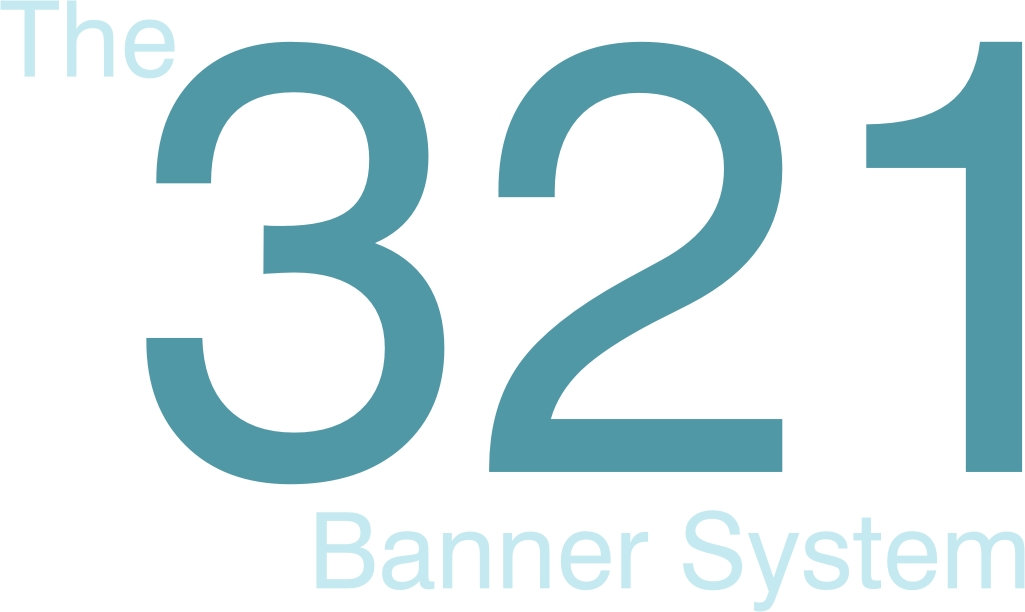 The 321 Banner System