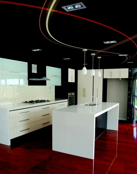 Contempary kitchen design