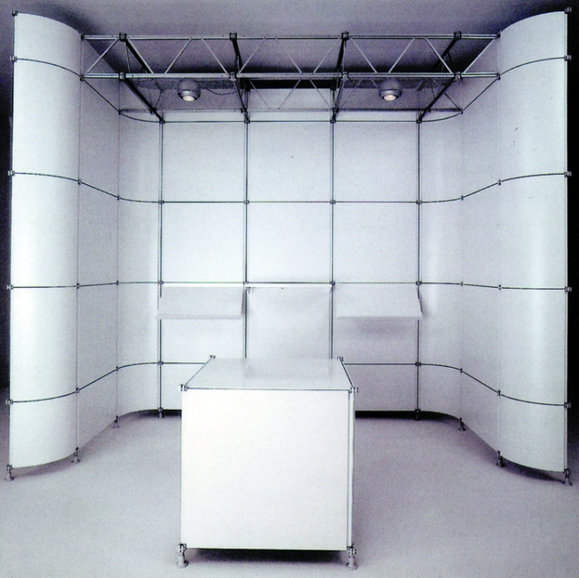 Leitner 9 for Trade Show booths