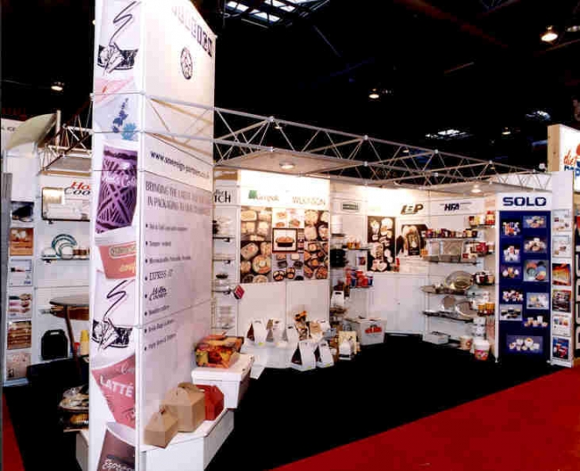 Trade shows for Retail