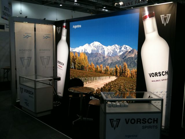 Exhibition Stand Wall Panels : Modular exhibition stands systems walls