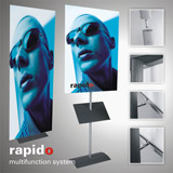The Rapido Banner Stand