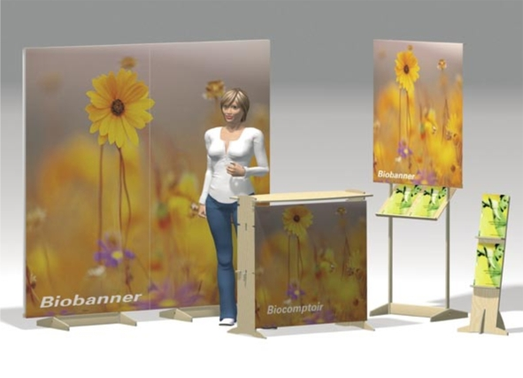 Range of Bio Banner systems available