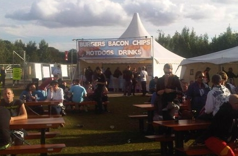 Printed mesh banners from Duo GB Ltd in Northampton are ideal for outdoor, windy locations