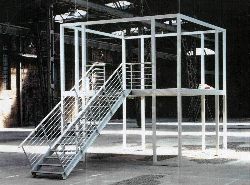Exhibition Stand Structure : Modular exhibition stands display