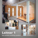 Leitner 1 modular exhibition stands