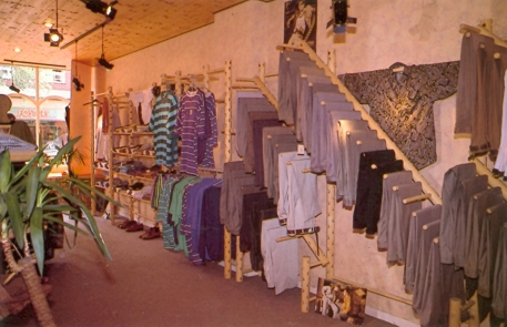 Goodwood Shopfitting System, Retail Applications
