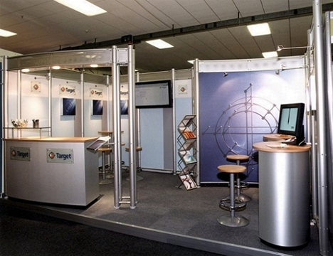 Leitner 80 modular exhibition stand