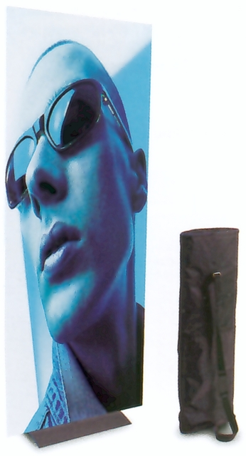 Portable Display Systems - Rapido Multi-functional System - Full Length Graphic Drop