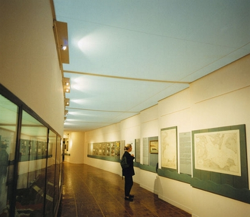 Smoke Out can be used in museums and Galleries